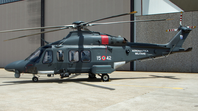 MM81798 - Agusta-Westland HH-139A - Italy - Air Force