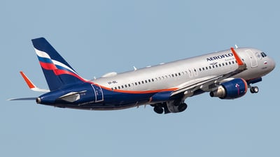 A picture of VPBIL - Airbus A320214 - Aeroflot - © Rui Sequeira