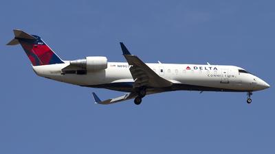 N8907A - Bombardier CRJ-200ER - Delta Connection (Endeavor Air)