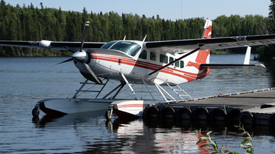 A picture of CGTBY - Cessna 208 Caravan I - [20800261] - © Kevin Porter