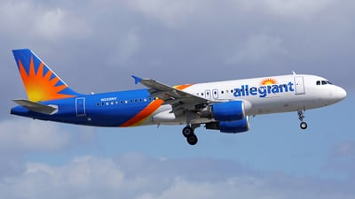 N232NV - Airbus A320-214 - Allegiant Air