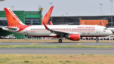 A picture of VTEXC - Airbus A320214 - Air India - © Uday Chhabra