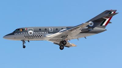 GN-803 - Dassault Falcon 20 - Mexico - Police