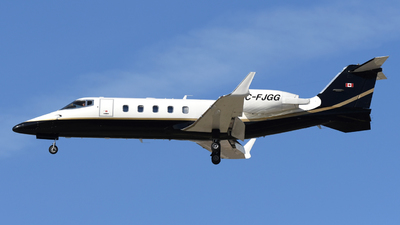 C-FJGG - Bombardier Learjet 60 - Skyservice Aviation