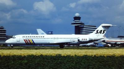 OY-KGA - McDonnell Douglas DC-9-41 - Scandinavian Airlines (SAS)