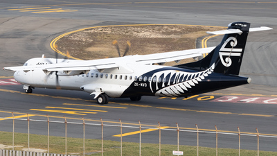 ZK-MVD - ATR 72-212A(600) - Air New Zealand