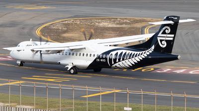 A picture of ZKMVD - ATR 72600 - Air New Zealand - © Reuben Morison