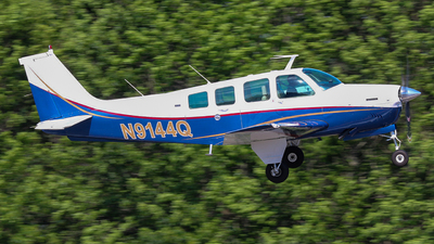N9144Q - Beechcraft A36 Bonanza - Private