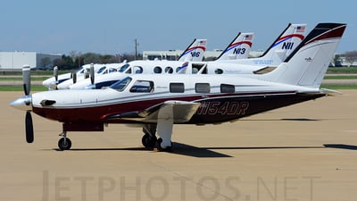 N154DR - Piper PA-46-500TP Malibu Meridian - Private