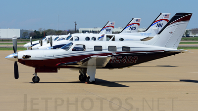 N154DR - Piper PA-46-500TP Meridian - Private