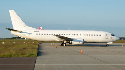 LZ-CGY - Boeing 737-49R - Cargoair