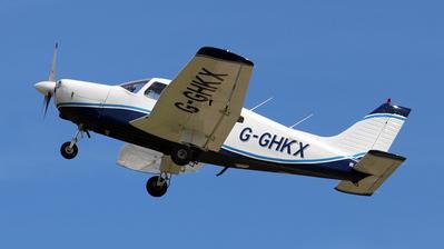 G-GHKX - Piper PA-28-161 Warrior II - Private