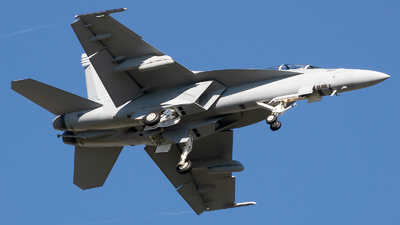 169731 - Boeing F/A-18F Super Hornet - Boeing Company