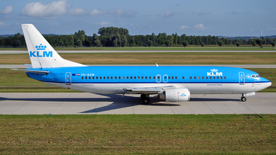 PH-BDW - Boeing 737-406 - KLM Royal Dutch Airlines