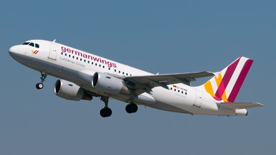 D-AKNQ - Airbus A319-112 - Germanwings