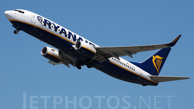 EI-EVX - Boeing 737-8AS - Ryanair