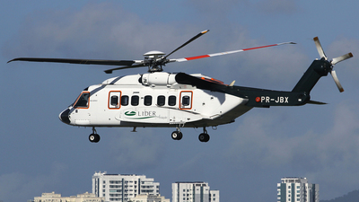 A picture of PRJBX - Sikorsky S92A Helibus - [920280] - © Allan Martins Antunes