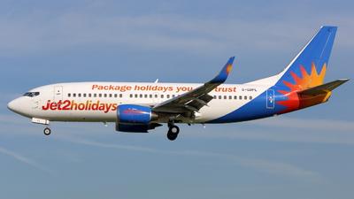 G-GDFL - Boeing 737-36N - Jet2.com