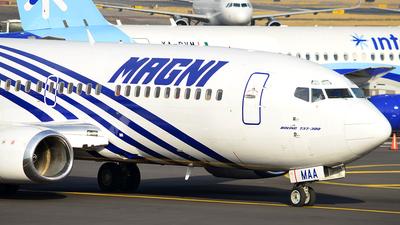 A picture of XAMAA - Boeing 737377 -  - © Stabinski y Geniz MEX Spotters