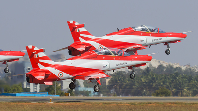 A3701 - British Aerospace Hawk Mk.132 - India - Air Force