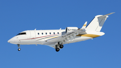EJ-AWES - Bombardier CL-600-2B16 Challenger 605 - Sonas Aviation