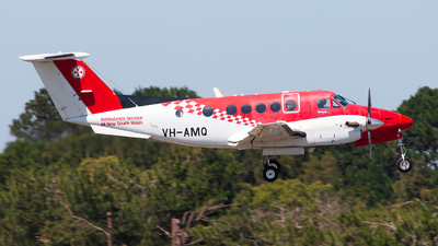 VH-AMQ - Beechcraft 200C Super King Air - Ambulance Service of NSW