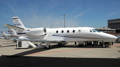 N139XL - Cessna 560XL Citation XLS+ - Cessna Aircraft Company