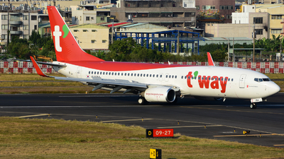 HL8354 - Boeing 737-8KN - T'Way Air