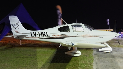 LV-HKL - Cirrus SR22-G2 - Private