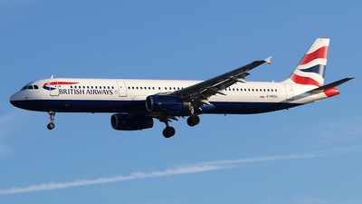 A picture of GMEDL - Airbus A321231 - British Airways - © Ferenc Kolos