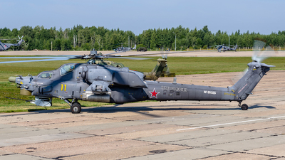 RF-95325 - Mil Mi-28N Havoc - Russia - Air Force