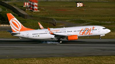 A picture of PRGXB - Boeing 7378EH - GOL Linhas Aereas - © Tiago Deivid