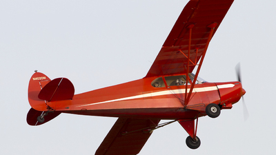 N4020M - Piper PA-12 Super Cruiser - Private