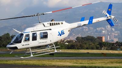 HK-4936 - Bell 206L-3 LongRanger III - AVE (Aviación Especializada)