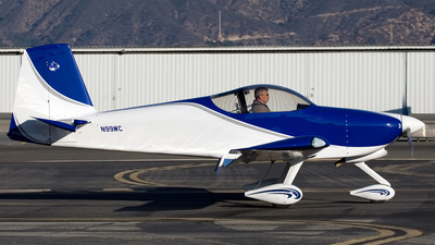 N99WC - Vans RV-9A - Private