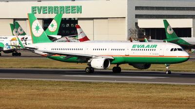 B-16219 - Airbus A321-211 - Eva Air