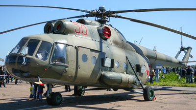 50 - Mil Mi-8SMV Hip - Russia - Air Force