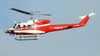 HK-3336 - Bell 212 - Helicol Colombia