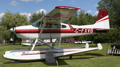 C-FXVS - Cessna 180H Skywagon - Private
