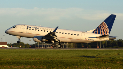 N645RW - Embraer 170-100SE - United Express (Republic Airlines)