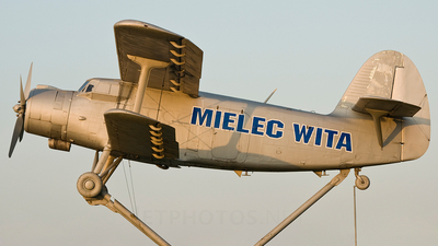 SP-WNL - PZL-Mielec An-2 - Untitled