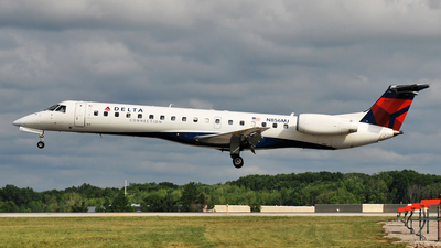 N856MJ - Embraer ERJ-145LR - Delta Connection (Freedom Airlines)