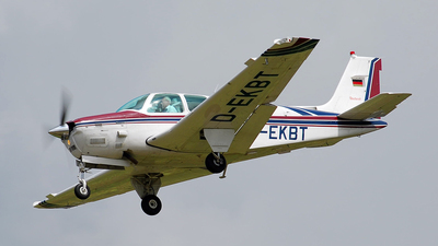 D-EKBT - Beechcraft B36TC Bonanza - Private