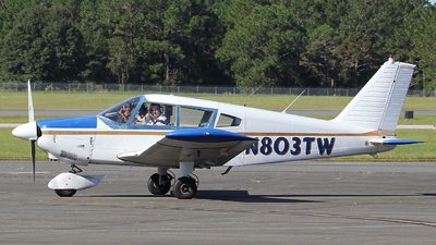 N803TW - Piper PA-28-180 Cherokee D - Ocala Aviation Services