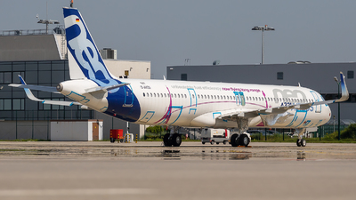 A picture of DAVZO - Airbus A321200N - Airbus - © Maik Voigt
