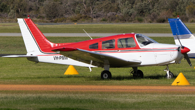 VH-PMW - Piper PA-28-151 Cherokee Warrior - Minovation