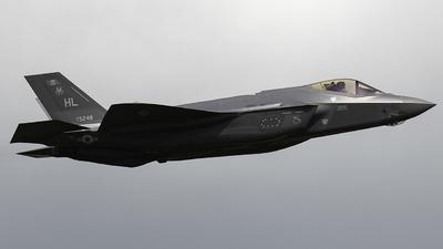 17-5248 - Lockheed Martin F-35A Lightning II - United States - US Air Force (USAF)