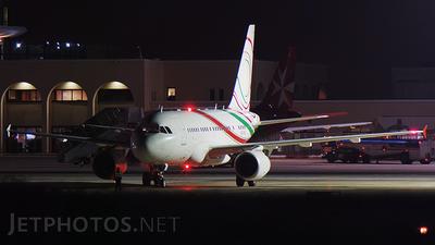 HZ-RCA - Airbus A318-112(CJ) Elite - Mid East Jet