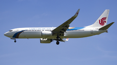 B-5729 - Boeing 737-89L - Dalian Airlines