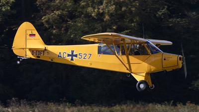 D-EDFT - Piper PA-18-95 Super Cub - Private